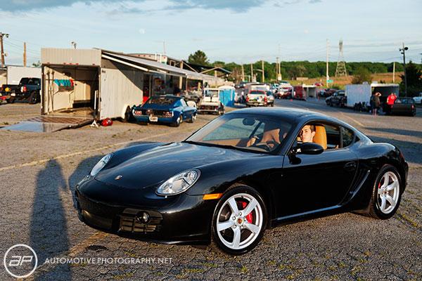 2008 Porsche Cayman S Portrait