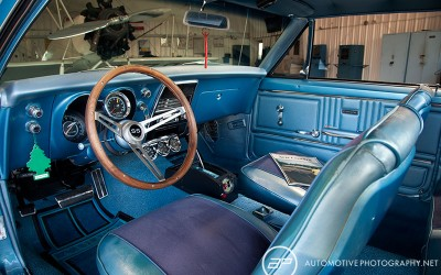 1967 Camaro SS Interior