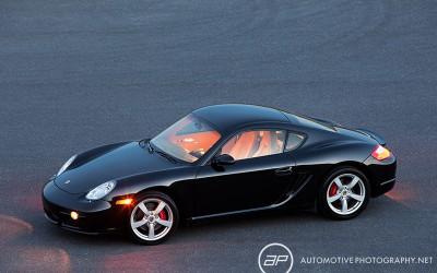 2008 Porsche Cayman S Dusk