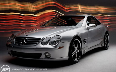 Mercedes SL Studio