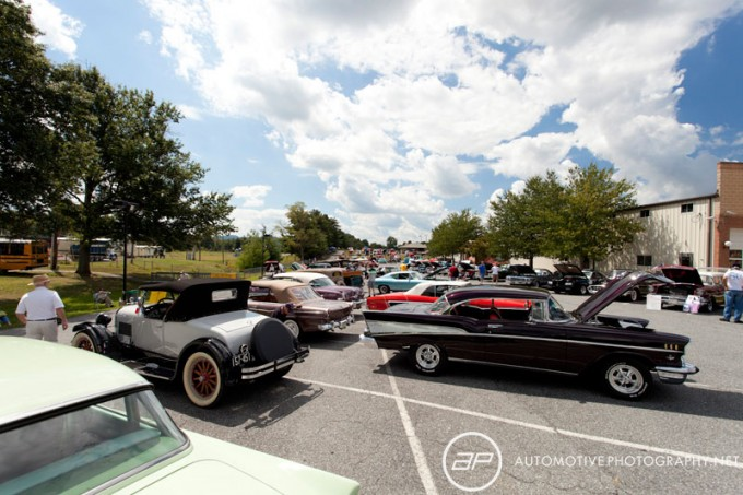 Sugarloaf Mountain Region AACA Car Show Automotive Photography - Aaca car show