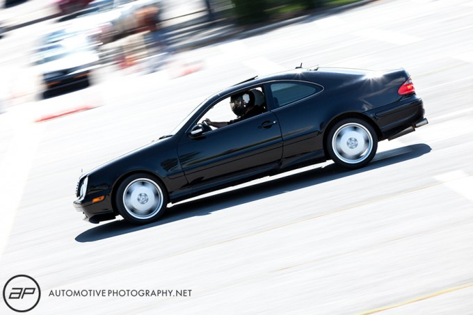 2014 Mercedes-Benz Club of America – Autocross