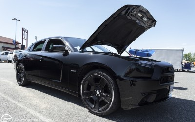 Dodge charger murdered out