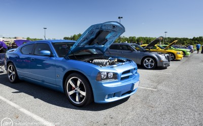 Dodge charger SRT 8 super bee blue pearl