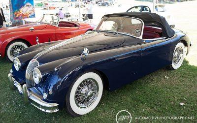 1958 jaguar xk 1505 roadster