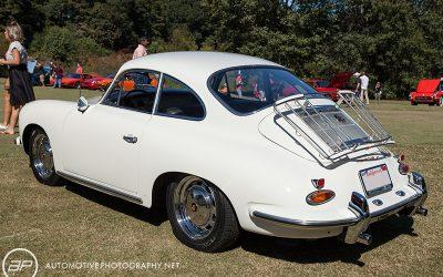 porsche 356c coupe white