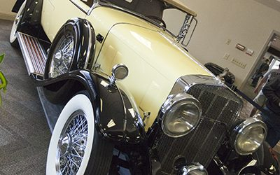1929 Franklin Yellow