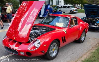 1962 Ferrari 250 GTO Replica Kit Car Custom Red