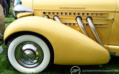 1930s_Auburn_Eight_Supercharged_Speedster_Yellow