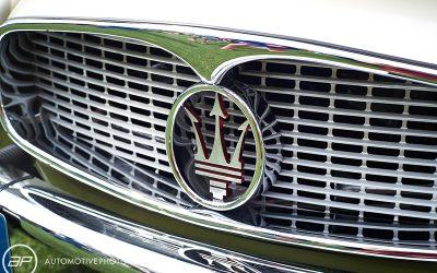 1961 Maserati 3500GT_Emblem