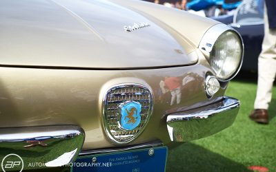 1961_Cisitalia_Abarth_Coupe_Allemano_Front